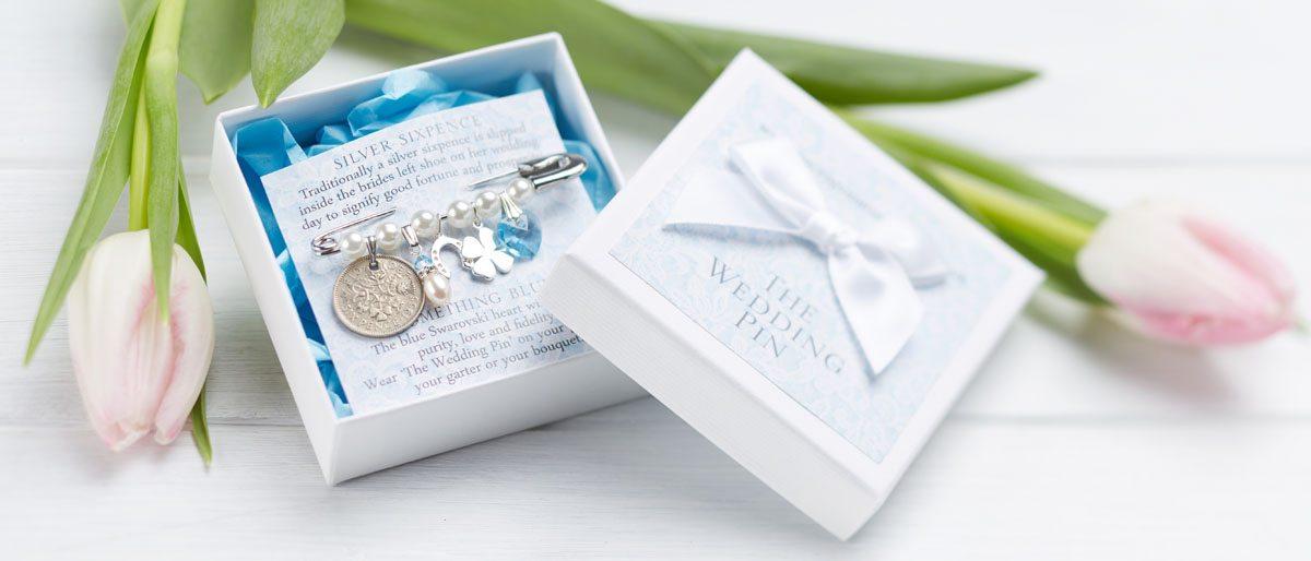 The Wedding Pin
