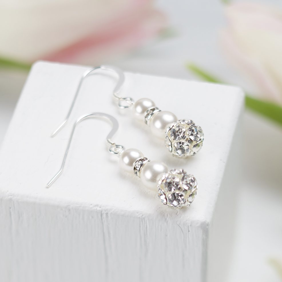 Elouise Bridal Earrings