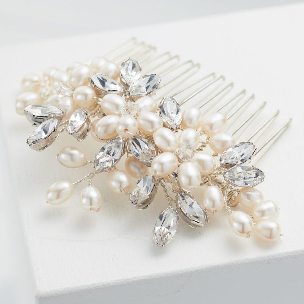 Ellie-Wedding-Comb-Swarovski-crystals-freshwater-pearls