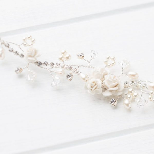 Ivy-Rose Wedding Hairvine