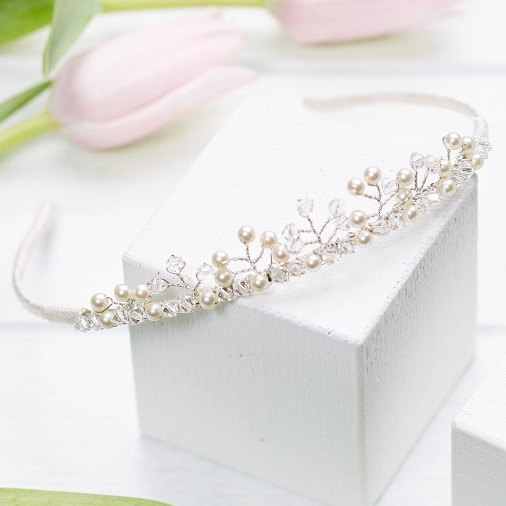 Olivia-flowergirl-tiara