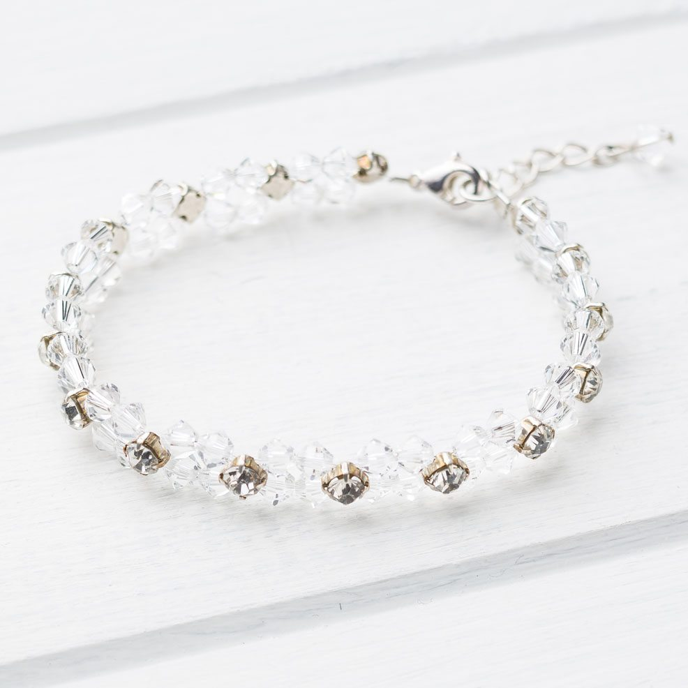 Swarovski-crystal-bracelet-wedding-jewellery