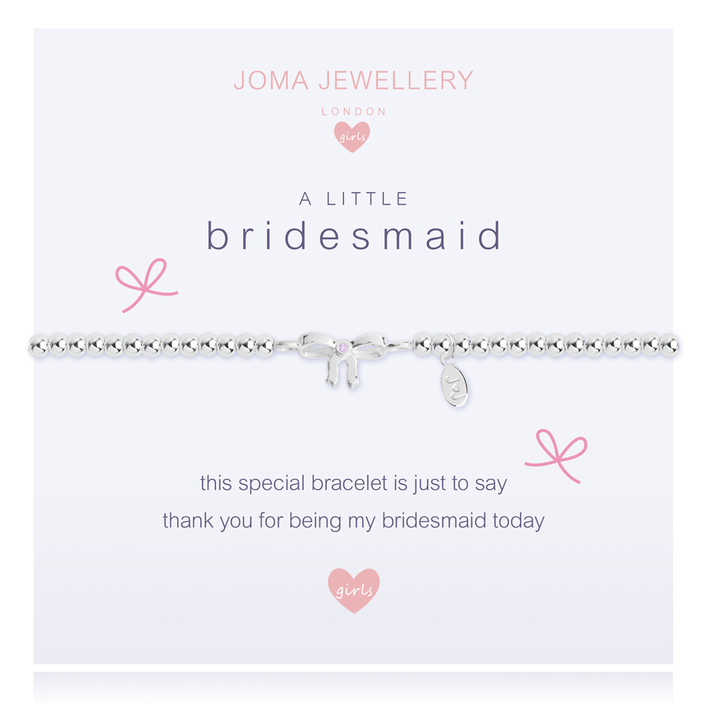 Thank You For Being My Bridesmaid Bracelet Perfect Gift For Your