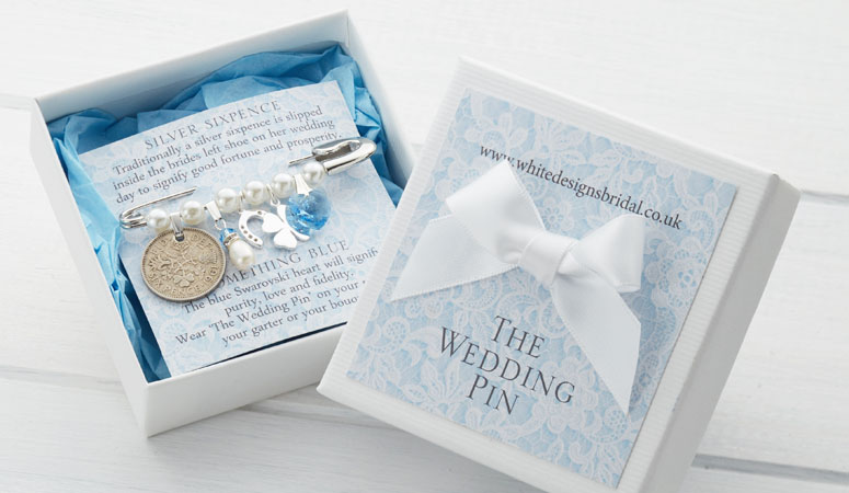 The Tradition of the Silver Sixpence at a Wedding…