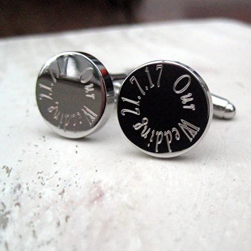 edge-personalised-wedding-cufflinks