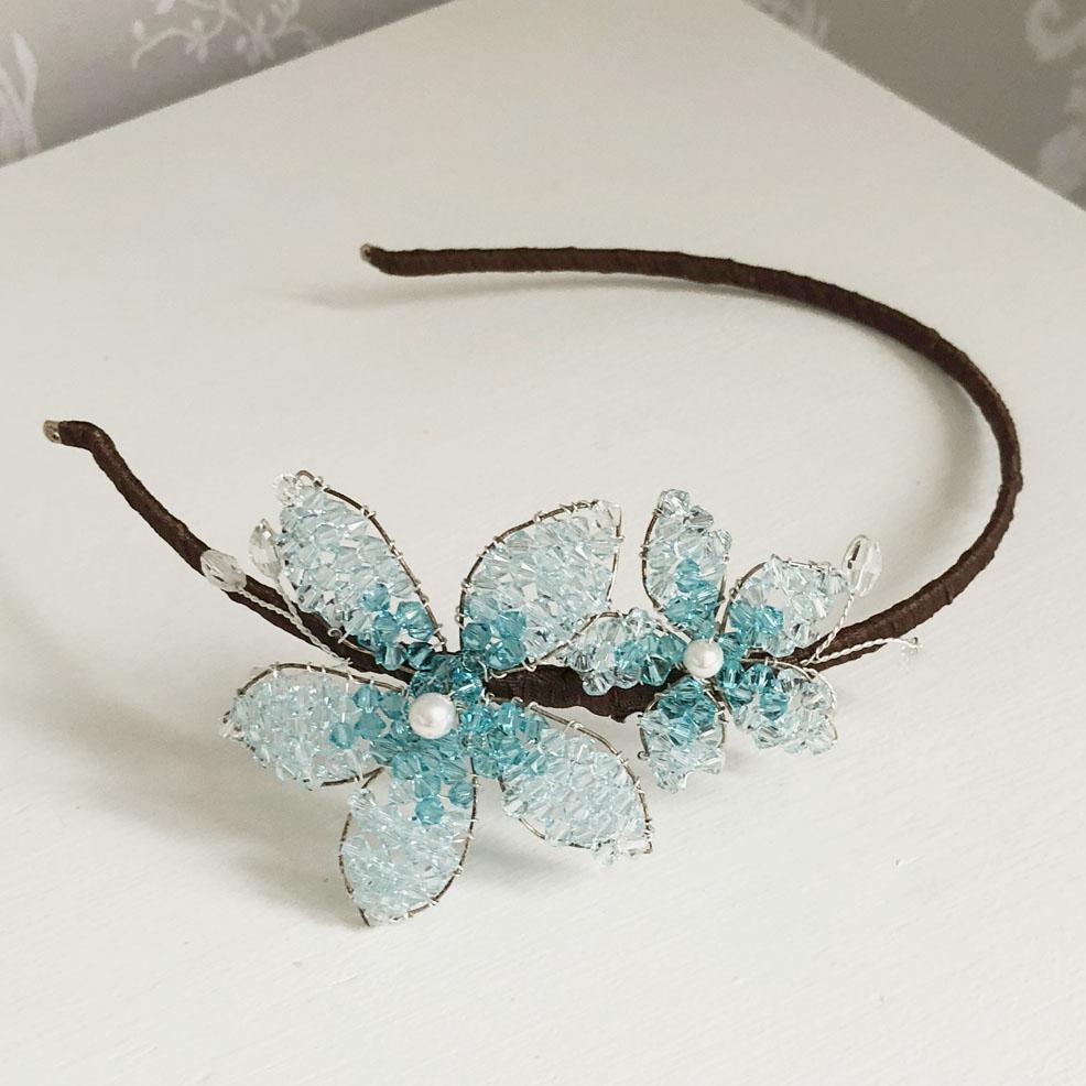 sale-aqua-wedding-headpiece-side-tiara