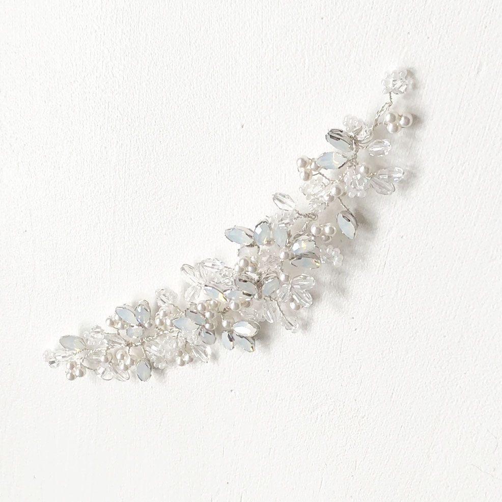 Felicity Opal Crystal Hair Vine